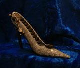 туфелька сувенир