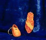 сувенир ботиночки из Индонезии