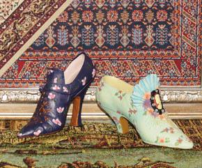 Миниатюрные,сувенирные туфельки