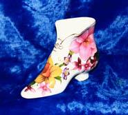 сувенир туфелька салфетница