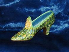сувенирная туфелька,Франция