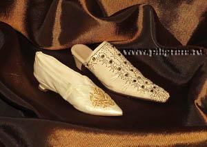 коллекционные туфельки в частной коллекции Берген Юлии