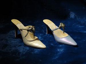 миниатюрные, сувенирные,туфельки jtrs в коллекции берген юлии