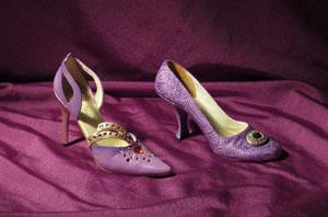 миниатюрные сувенирные туфельки jtrs